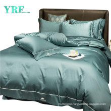 Crowne Plaza Bedding Set Comfortable Embroidery for Single Bed Sheet Set