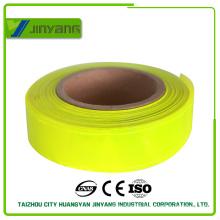 hi vis color reflective road safety PVC crystal tape