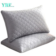 Luxury Hotel Polyester Stuffer Pillow Breathable Relief Neck