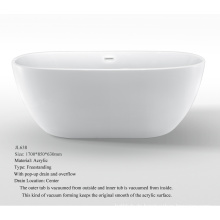 Ei wie Hot Tub, Freistehende Badewanne