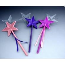 Eco-Friend Plastic Five-Star Stick for Children′s Toy