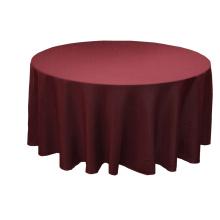 Tela de mesa redonda