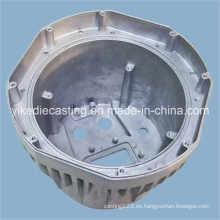 Personalizada a presión sombra de lámpara de aluminio de fundición