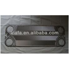 Vicarb V60 relacionadas con placa de titanio para intercambiador de calor