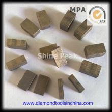 Diamantsegmente für das Bodenschleifen