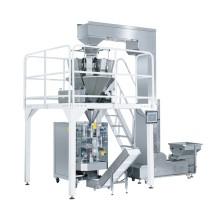 Machines d'emballage verticales automatiques de granulés alimentaires soufflés