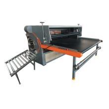 Automatic mattress bed compress roll wrapping mattress