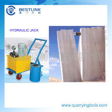 Hot Selling Double Acting Hydraulic Jack Machine for Quarry