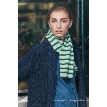 Пластиковый зимний вязаный кашемировый снуд шарф сделано в Китае