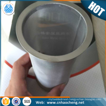 100 mesh stainless steel mesh iced coffee maker filter/cold brew coffee filter tube