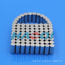 Puissance forte cylindrique axiale Neo magnet