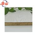Painel de partículas de melamina de 15mm para móveis