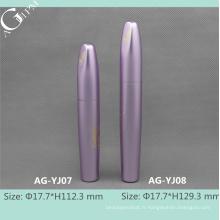 AG-YJ0708 AGPM emballage cosmétique Mascara aluminium vides Tubes