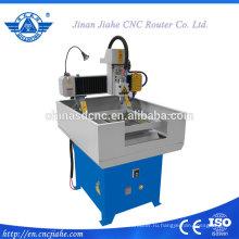 Мини-гравировка металла машины /Jiahe JK-4040M металла с ЧПУ для продажи