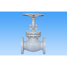 Bolted Bonnet Pressure Flanged Stainless Steel Globe Valve