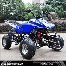 EPA aprovou 125cc ATV com pneu de 8 polegadas
