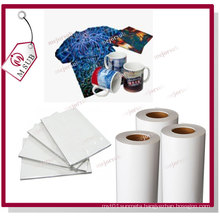 44′′ 63′′ Fast Dry 100GSM Sublimation Roll Paper