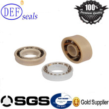 Stainless Steel PTFE/Teflon Spring Energized Lip Seals