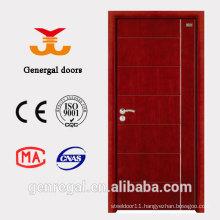 Plain internal soundproof Painted wooden Door