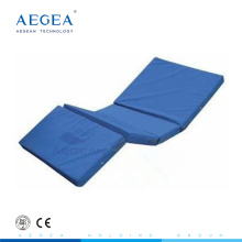 AG-M004 CE ISO approved hospital inflatable hospital fold up thin foam mattress