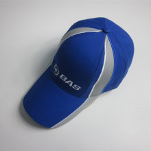 Pico de longo bordado 2D Sports Cap