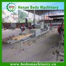 Bloco de madeira de venda quente da serragem comprimida que faz a máquina / máquina do makig do registro da pálete de madeira com o preço razoável