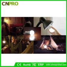 Ampoule LED en attente d'ETL avec bouchon pour suspendre ou suspendre