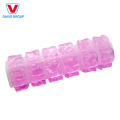 64 Zellen 3D Cutable Eis-Blatt / flexible Eis-Matte / wiederverwendbarer Gel-Eisbeutel
