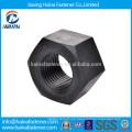 Stock Made in china Acción DIN934 2H 4.8 8.8 Grado Tuerca hexagonal