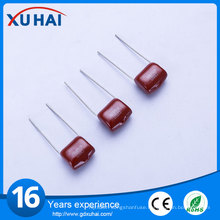 16 Years Experience on Capacitor