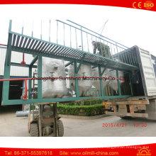 1t / D Refinería de aceite de palma Refinación de aceite de palma