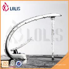 Décoration d'intérieur élégante robinet de salle de bain robinet d'eau design