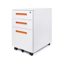 Mobile Pedestals 3 Drawer Filing Cabinets