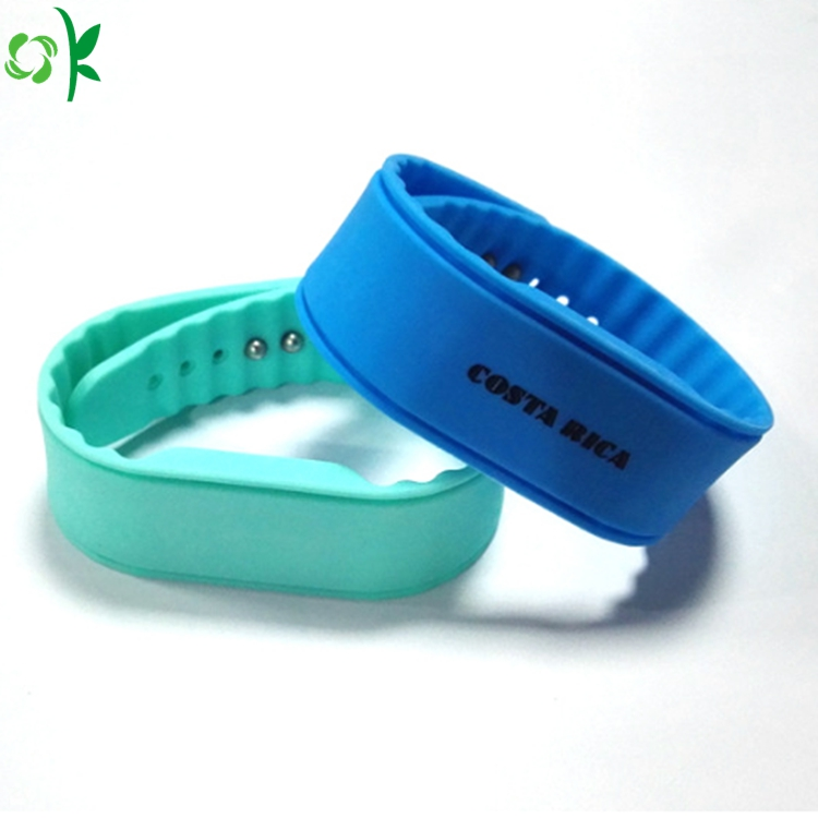 Adjusted Silicone Wristband