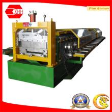 Профилегибочная машина для производства кровельных панелей со стоячим фальцем Yx65-300-400-500