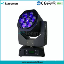 105W RGBW Mini Bee Eye LED Bühnenlicht Zoom Moving Head Acme