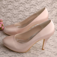 Talons Plateforme Nude Pour Femme Taille 7