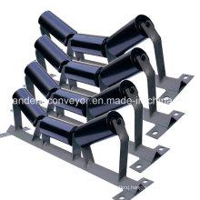 Trough Conveyor Roller / Trough Idler / Centering Roller