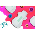 Best Non Woven menstrual pads with ions