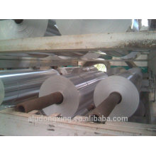 1000 series grad and radiator fin/welded aluminum coil/strip