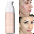 Natürliche, lang anhaltende Make-up-Grundlage