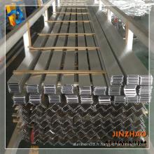 Profilé en aluminium industriel extrusion en aluminium 6063 6061 profil industriel