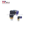 Custom Plastic Injection Knob With Nut Insert Mold