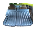 Air Bed Smart Car Camping Mat,Integrated Inflatable Pillow Flocking Air Bed Suitable for Travel