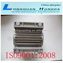 China aluminum Pumpt imeller castings,pump impeller CNC machining castings