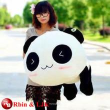 ICTI Audited Factory juguete de peluche panda gigante