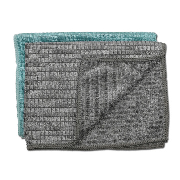 Serviettes de nettoyage jetables en microfibre