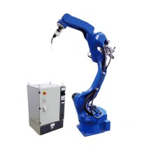 professional 6 axis cnc lathe robot arm