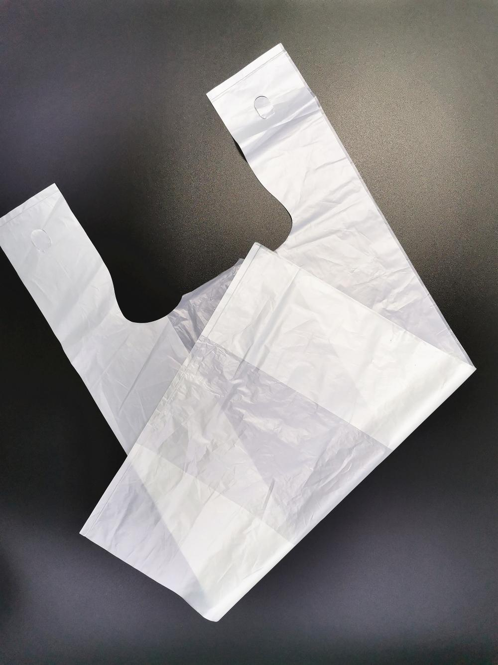 100% Bio Degradable Plastic Bags