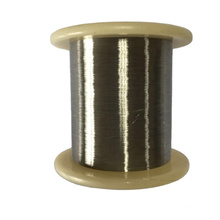 factory direct supply  nickel chrome alloy wire Cr20NI80 CR30NI70  CR15NI60 CR20NI35 nichrome wire for heating elements